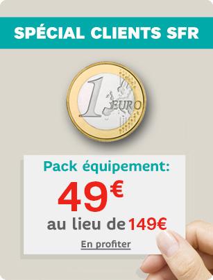 Offre de remboursement : le pack Home à 49 €