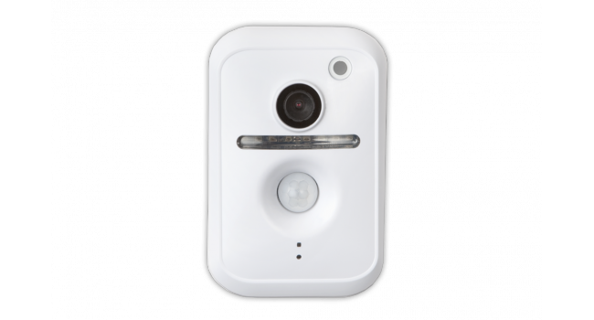 Camera Grand Angle Systeme De Securite Home By Sfr