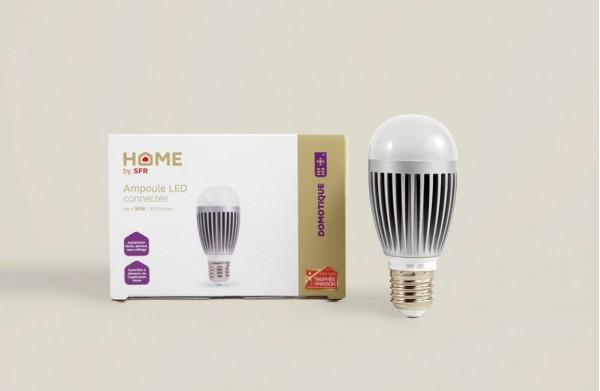 ampoule led 6w la boutique home by sfr. Black Bedroom Furniture Sets. Home Design Ideas