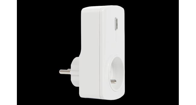 Pack prise connectée et interrupteur sans fil